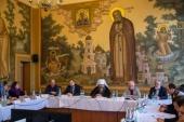 В Дивеевском монастыре прошел круглый стол «Канонизация государственных деятелей в истории Русской Православной Церкви»
