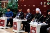 Представители Русской Православной Церкви приняли участие в межрегиональном форуме в Грозном
