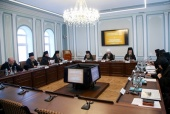 Состоялось очередное заседание комиссии Межсоборного присутствия по вопросам организации жизни монастырей и монашества