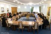 Состоялось очередное заседание Епархиального совета Минской епархии