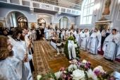 Состоялось отпевание заслуженного профессора Санкт-Петербургской духовной академии протоиерея Иоанна Белевцева