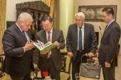 Вышло в свет второе издание книги, посвященной храму на территории российского посольства в Пекине