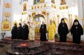 Патриарший экзарх всея Беларуси возглавил торжества по случаю 30-летия восстановления Витебской кафедры