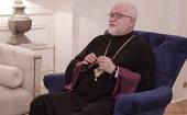 """Arhimandritul Filip (Simonov): """"Creștinismul nu este istoria veche și nici cea a evului mediu"""""""