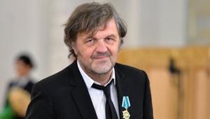 Поздравление Святейшего Патриарха Кирилла режиссеру Эмиру Кустурице с 65-летием со дня рождения