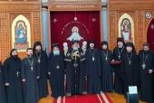 Делегация Русской Православной Церкви совершила паломничество к христианским святыням Египта