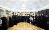 Московская духовная академия, Институт коптских исследований и Коптская семинария провели круглый стол