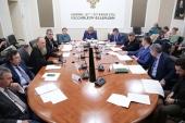Епископ Одинцовский Порфирийпредставил концепцию развития Соловецкого музея-заповедника до 2030 года