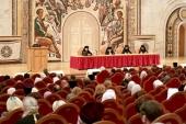 В Москве проходит IX Общецерковный съезд по социальному служению
