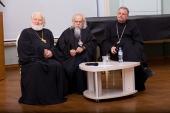 В Свято-Тихоновском университете прошел вечер памяти протопресвитера Александра Киселева