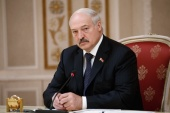 Поздравление Президента Республики Беларусь А.Г. Лукашенко Святейшему Патриарху Кириллу с днем рождения
