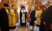 Председатель Синодального отдела по социальному служению вручил церковные награды сотрудникам Научного центра психического здоровья