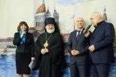 В Петербурге проходит XIII Международный фестиваль христианского кино «Невский благовест»