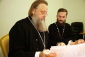 Синодальный отдел религиозного образования и катехизации провел вебинар на тему «Приходское просветительское служение: актуальные вопросы»