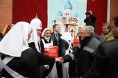 Епископ Орехово-Зуевский Пантелеимон: Став Патриархом, свою первую Пасху Предстоятель провел с бездомными