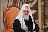 Ответы Святейшего Патриарха Кирилла на вопросы рукоположенных им священнослужителей — клириков г. Москвы