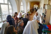 В Москве прошли курсы для организаторов церковных добровольческих служб