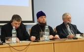 Председатель Синодального отдела по делам молодежи выступил на международной конференции в Польше