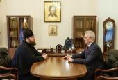 При участии правительства Пензенской области осуществляется масштабный проект по восстановлению Спасского кафедрального собора г. Пензы