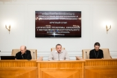 В Общецерковной аспирантуре обсудили проект документа «Этические проблемы, связанные с методом экстракорпорального оплодотворения»