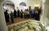 В Зачатьевском ставропигиальном монастыре прошел обучающий семинар по сохранению памятников церковной архитектуры и искусства