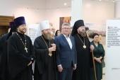 В Твери открылась фотовыставка «Слово Патриарха. Время больших дел»