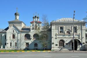 Клирики Москвы в честь дня рождения Святейшего Патриарха Кирилла подарили больнице святителя Алексия офтальмологический томограф