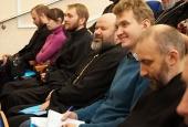 При поддержке Синодального отдела по делам молодежи в Братске проходит Всесибирская молодежная коллегия