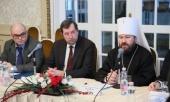 Председатель ОВЦС возглавил работу круглого стола, посвященного соработничеству Русской Церкви и соотечественников, проживающих в странах Ближнего Востока и Африки