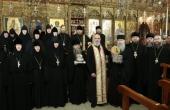 Делегация монашествующих Русской Церкви продолжает знакомиться с православными святынями Кипра