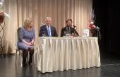 Вице-премьер Венгрии Ж. Шемьен принял участие в презентации книги митрополита Волоколамского Илариона на венгерском языке