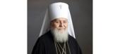 Патриаршее поздравление митрополиту Восточно-Американскому Илариону с 35-летием архиерейской хиротонии
