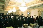 В столице Республики Кипр начала работу международная конференция «Монашество и современный мир»