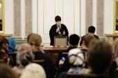 Председатель Синодального отдела по благотворительности выступил на Рождественских чтениях в Астрахани