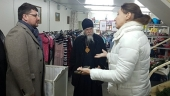 Помощь бездомным обсудили руководитель Департамента соцзащиты Москвы и председатель Синодального отдела по церковной благотворительности