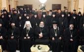 Завершилась работа конференции «Монашество и современный мир»