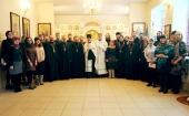 В Братске завершилась организованная при поддержке Синодального отдела по делам молодежи Всесибирская молодежная коллегия