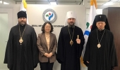 Patriarchal Exarch for Southeast Asia visits Republic of Korea