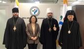 Состоялся визит Патриаршего экзарха Юго-Восточной Азии в Республику Корея