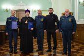 Подписано соглашение о сотрудничестве между Красноярской епархией и Железногорским кадетским корпусом
