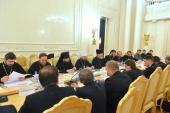 Состоялось XXIV заседание Рабочей группы по взаимодействию Русской Православной Церкви и МИД России