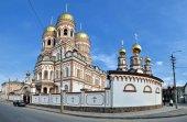 Блаженнейший митрополит Киевский Онуфрий возглавил торжества по случаю престольного праздника Введенского монастыря Черновцов
