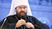 Митрополит Волоколамский Иларион: На счету Церкви не один миллион спасенных жизней