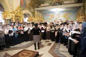 Пятигорской епархией организована IV Научно-практическая конференция регентов и певчих церковных хоров СКФО