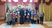 Студенты из Китая приняли участие в работе III Рождественской гостиной в главном храме Забайкалья