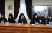 В Троице-Одигитриевском ставропигиальном монастыре Зосимова пустынь прошла конференция, посвященная Иисусовой молитве