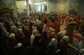 В Екатеринбурге проходят масштабные торжества, посвященные святой Екатерине
