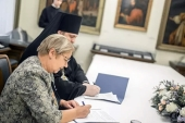 Санкт-Петербургская духовная академия и Государственный музей истории религии заключили договор о сотрудничестве
