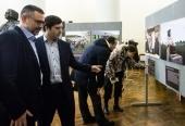 В Москве открылась выставка, посвященная выходу двухсотого номера журнала «Фома»
