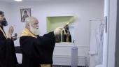 В рамках совместного проекта Церкви и Минздрава в Иркутске открылся медпункт для бездомных